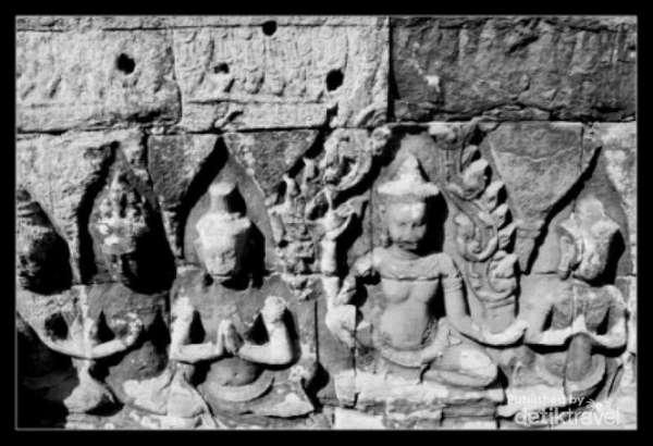 candi Buddha di Kamboja