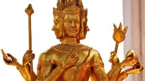 Sua Buddha Catur Rupa di Surabaya