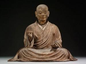 Patung dari Periode Kamakura Jepang di NYC