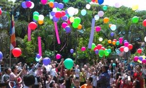 ulang tahun sekolah minggu buddha ke 2 pusdiklat sikkhadahamma santibumi2
