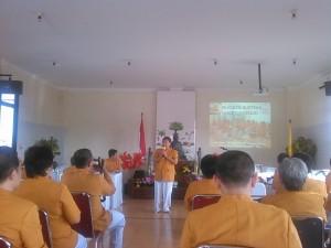 Sarasehan V Pengurus Daerah Majelis Agama Buddha Theravada Indonesia Provinsi Banten
