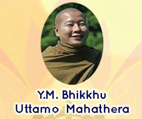 bhikkhu uttamo mahathera by tisaranadotnet