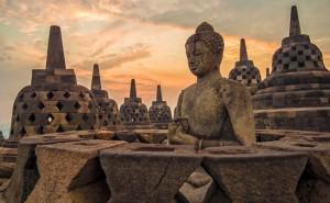 daftar situs buddha indonesia