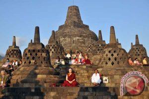 Menteri Agama Buddha Thailand kunjungi Candi Borobudur TisaranaDotNet
