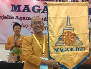 Romo Dharmanadi Chandra pemimpin MAGABUDHI 2016 2021
