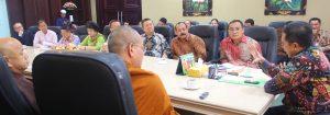 audiensi menjelang waisak 2016 dengan mentri agama republik indonesia by tisaranadotnet