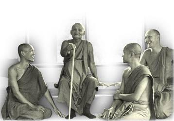 tanyajawab bhikkhu dengan ajahn chah di share oleh tisaranaDotNet